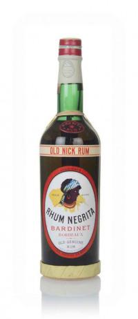 Bardinet Old Nick Rhum Negrita 'Old Genuine' - 1960s-Bardinet from Master of Malt