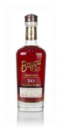 Bayou Mardi Gras XO Rum-Bayou Rum from Master of Malt