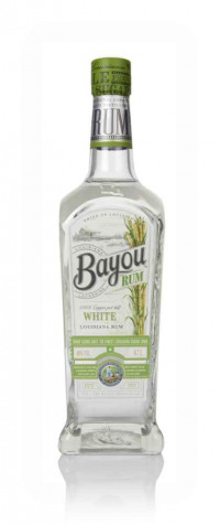 Bayou White Rum-Bayou Rum from Master of Malt