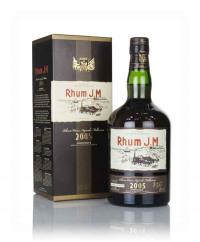 Rhum J.M Vintage 2005-Rhum J.M from Master of Malt