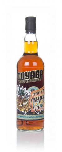 Coyaba Scorched Pineapple Rum-Coyaba from Master of Malt