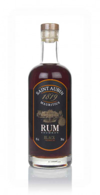 Saint Aubin Black Rum-St Aubin from Master of Malt