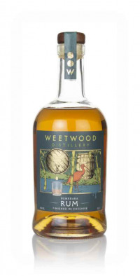 Weetwood Demerara Rum-Weetwood Distillery from Master of Malt