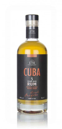 Cuba 5 Year Old - 1731-1731 from Master of Malt