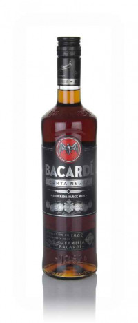 Bacardi Carta Negra-Bacardi from Master of Malt