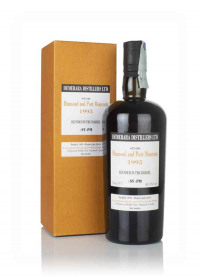 Diamond and Port Mourant 19 Year Old 1995 Blended in the Barrel-Demerara Distillers Limited from Master of Malt