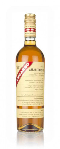 Embargo Añejo Exquisito-Embargo from Master of Malt