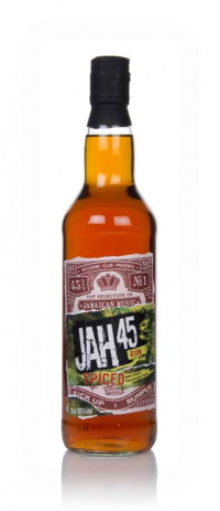 Jah45 Spiced Rum-Jah45 from Master of Malt
