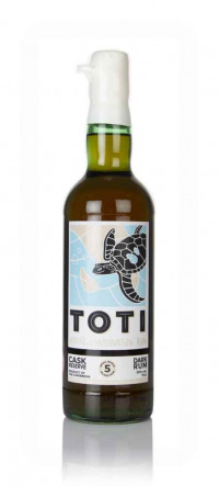 Toti Dark Rum-Toti from Master of Malt