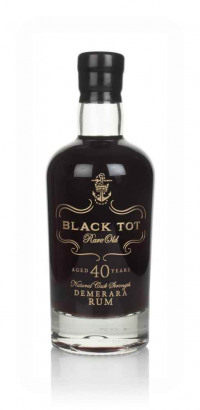 Black Tot 40 Year Old (without Presentation Box)-Black Tot from Master of Malt