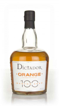 Dictador 100 Months Aged Orange Rum-Dictador from Master of Malt