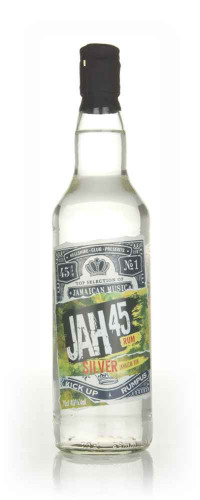 Jah45 Silver Rum-Jah45 from Master of Malt