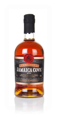 Jamaica Cove Black Ginger Rum-Jamaica Cove from Master of Malt
