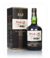 Rhum J.M Vintage 2007-Rhum J.M from Master of Malt