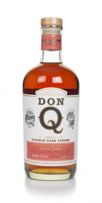 Don Q Double Cask Sherry Wood Finish-Serralles from Master of Malt