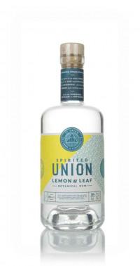 Spirited Union Lemon & Leaf-Spirited Union from Master of Malt