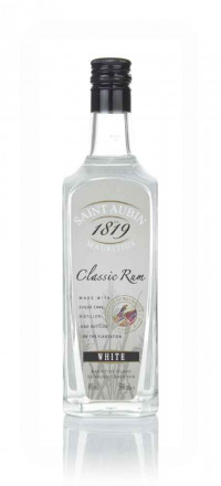 St Aubin Classic Rum White-St Aubin from Master of Malt