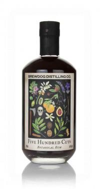 Five Hundred Cuts Botanical Rum-BrewDog from Master of Malt