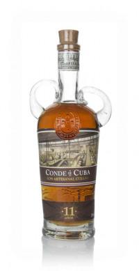 Conde de Cuba 11 Year Old-Conde de Cuba from Master of Malt