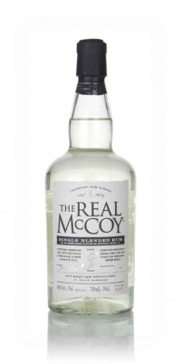 The Real McCoy 3 Year Old Single Blended Rum-Foursquare from Master of Malt