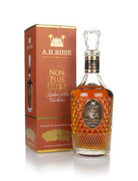 A.H. Riise Non Plus Ultra Ambre d'or Excellence-A. H. Riise from Master of Malt