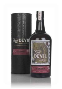 Panama Rum 13 Year Old 2006 - Kill Devil (Hunter Laing)-Hunter Laing from Master of Malt