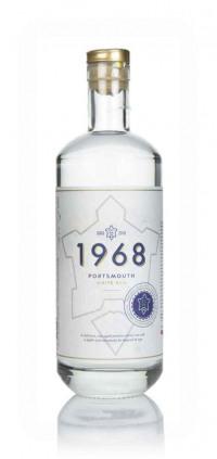 1968 Portsmouth White Rum-Portsmouth Distillery from Master of Malt