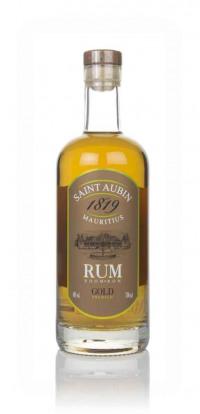 Saint Aubin Gold Rum-St Aubin from Master of Malt