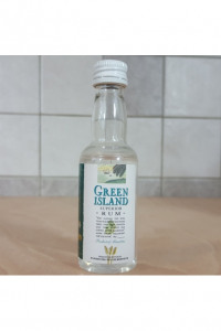 Green Island Superior Light Rum - Miniature- from The Rum Shop
