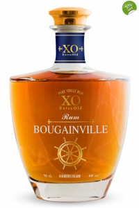 Bougainville Rum XO in a Decanter and Gift Box- from The Rum Shop