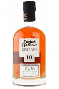 English Harbour 10 Years Old Rum- from The Rum Shop