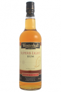 Westerhall Superb Light Rum- from The Rum Shop