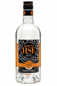 HSE Rhum Agricole Blanc 40% abv- from The Rum Shop