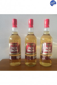Westerhall Jack Iron Rum 75cl - DAMAGED LABEL- from The Rum Shop