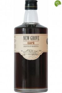 New Grove Coffee Rum Liqueur- from The Rum Shop