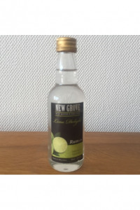 New Grove Lime Delight Rum - Miniature- from The Rum Shop
