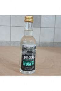 New Grove Plantation Rum - Miniature- from The Rum Shop