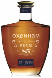 Oxenham 85th Anniversary XO Rum - Limited Edition - in a Decanter and Gift Box- from The Rum Shop