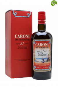 Caroni 21 Years Old Trinidad Rum- from The Rum Shop