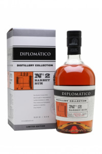 Diplomatico No2 Batch Barbet - Distillery Collection- from The Rum Shop