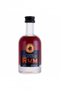 Alnwick The Legendary Dark Rum - Miniature- from The Rum Shop