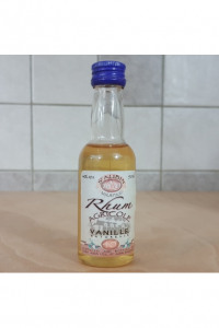 St Aubin Agricole Rhum Vanilla - Miniature- from The Rum Shop
