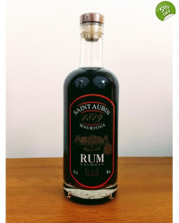 St Aubin Premium Dark Rum - 70cl- from The Rum Shop