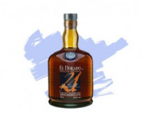 El Dorado 21 Year Old Rum-demerara distillers from Ministry Of Drinks