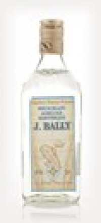 J. Bally Rhum Agricole Blanc-J. Bally from Master of Malt