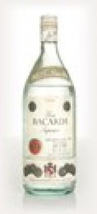 Bacardi Carta Blanca (1.13L) - 1970s-Bacardi from Master of Malt