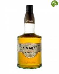 New Grove Honey Rum Liqueur - Damaged Label- from The Rum Shop