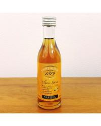 St Aubin Classic Rum Vanilla - 50ml- from The Rum Shop