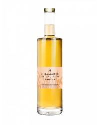 Chamarel Spiced Vanilla Rum - 70cl- from The Rum Shop