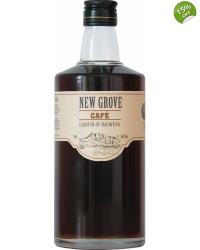 New Grove Coffee Rum Liqueur - Damaged Label- from The Rum Shop